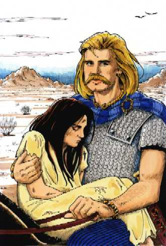 Gwydion and Cassandra