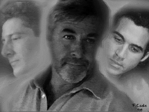 Joe with Methos and Duncan