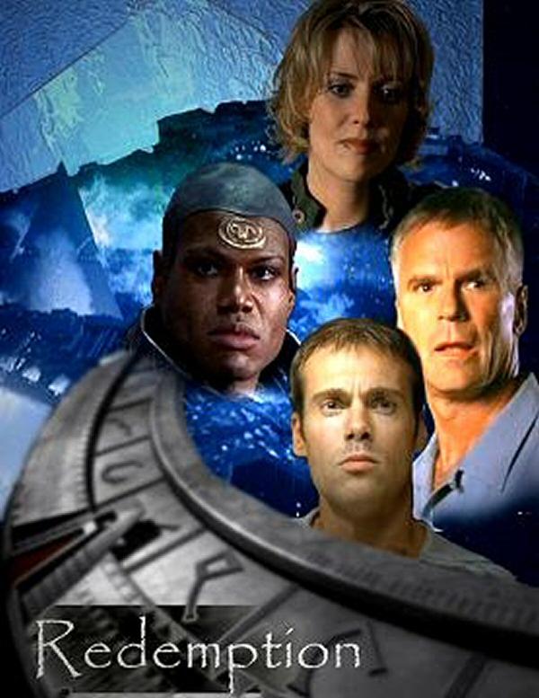 Stargate Fanzine Redemption 1