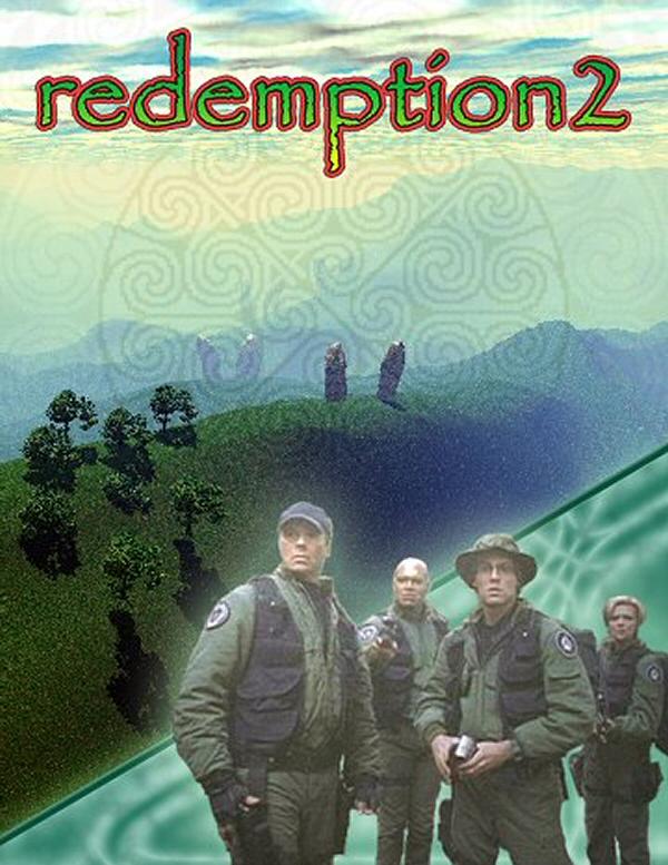 Stargate Fanzine Redemption 2