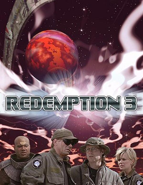 Stargate Fanzine Redemption 3