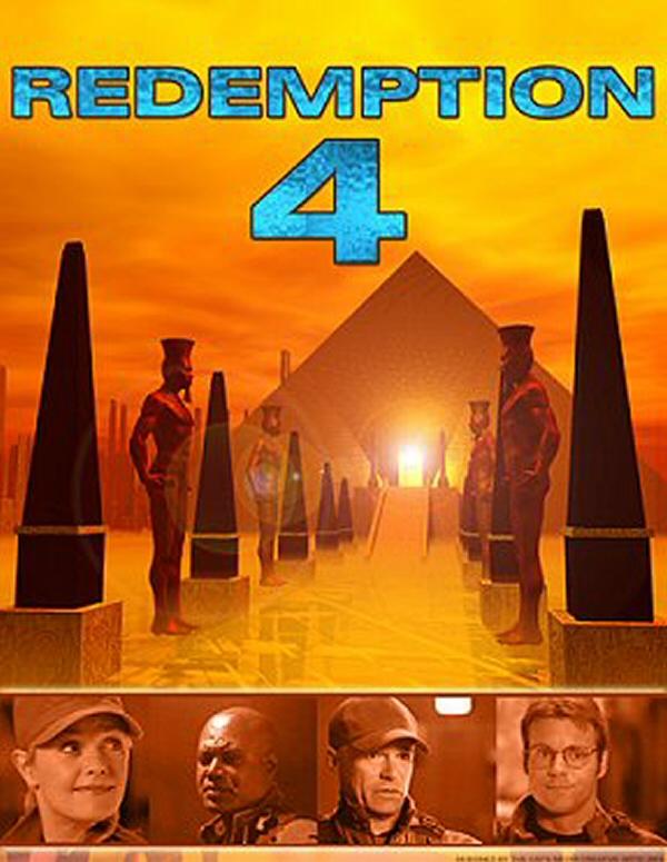 Stargate Fanzine Redemption 4