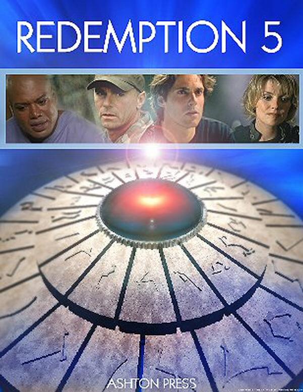 Stargate Fanzine Redemption 5